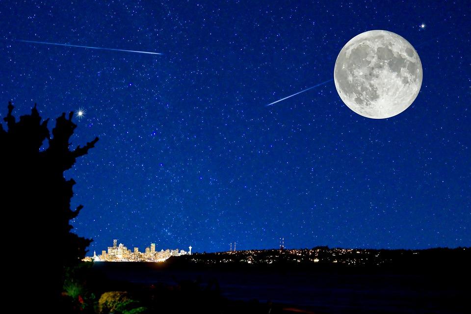 Préparez vous pour la nuit des étoiles filantes !